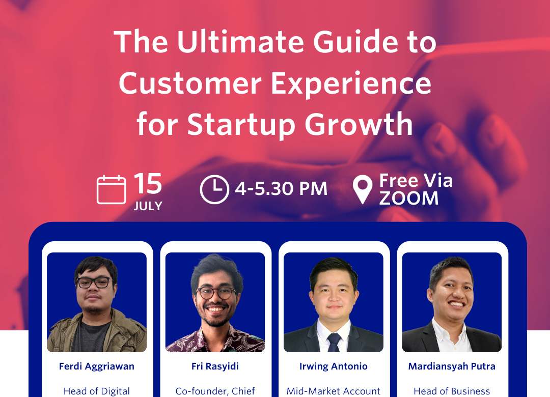 The Ultimate Guide to Customer Experience for Startup Growth
